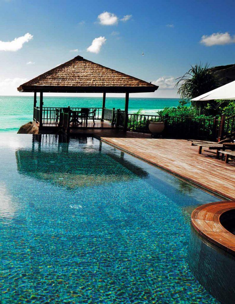 Milliardärsinsel auf den Seychellen